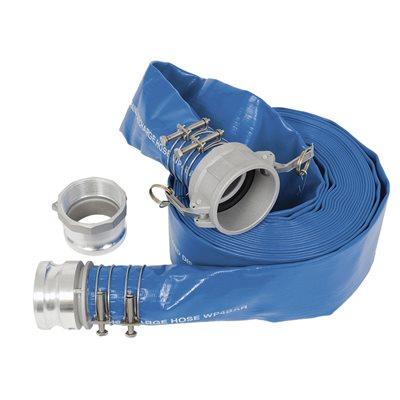 jet 291476 tuyaux de refoulement pour pompe eau 3 po x 50 pi wpd350. Black Bedroom Furniture Sets. Home Design Ideas