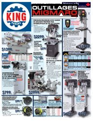 King canada et king industrial promotions